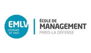 EMLV, école de management Léonard de Vinci