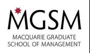 Macquarie Graduate School of Management