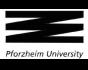 Pforzheim University Business School