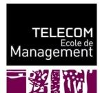 logo telecom ecole de management