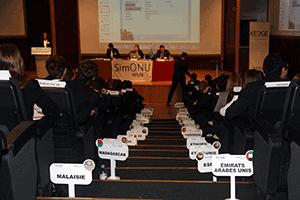 Association SimONU