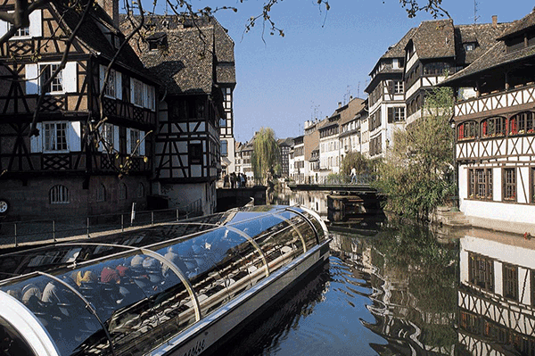 Photo ville de Strasbourg