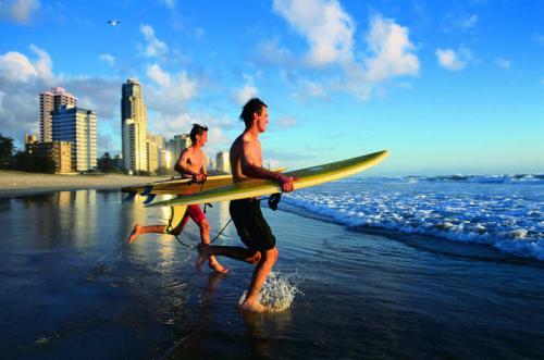 Image surf Australie