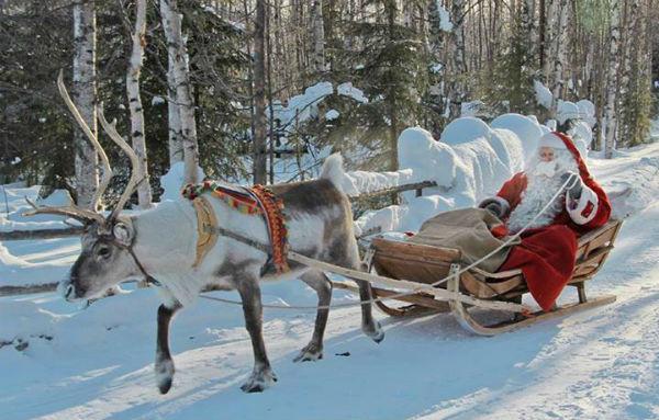 Extrêmement Quelle école pour partir au pays du Père Noël ? - Ecoles2commerce.com FB58