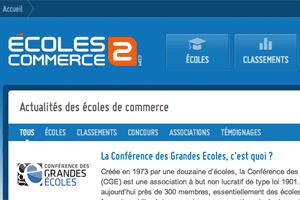 Le Top 10 des articles les plus lus sur Ecoles2commerce.com en 2013