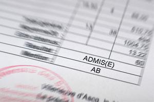 Les barres d'admissibilité des écoles de commerce