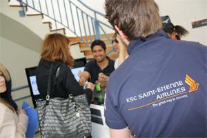 Les admissibles à l'ESC Saint-Etienne