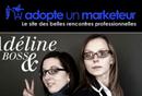 Adopteunmarketeur.com, le site des belles rencontres professionnelles...