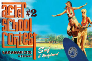Surfin'Hawai, la 2ème édition de l'After School Contest !