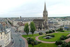 Ecoles de commerce à Caen