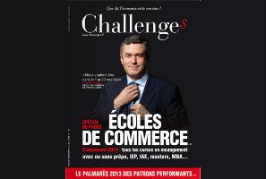 Publication du Classement 2014 de Challenges