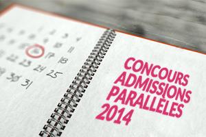 Le point sur les inscriptions aux concours admissions parallèles