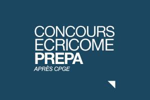 Bilan inscriptions 2013 du concours Ecricome Prépa