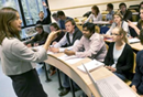 Le nombre d'écoles de commerce présentées par les candidats augmente de 25%