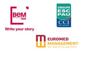 Le directeur de BEM explique le rapprochement avec l'ESC Pau à ses étudiants