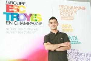 Les admissibles 2013 à l'ESC Troyes