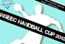 Tournoi inter-écoles de handball par l'INSEEC