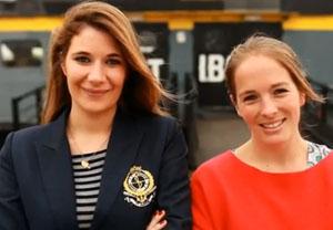 Témoignages d'étudiantes à l'EBP International