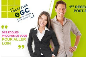 Comment postuler au Bachelor EGC ?