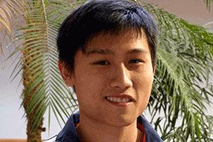 Portrait de Roy, étudiant en M.S. Techniques Financières de l'ESSEC