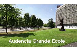 Vidéo admissibles Audencia 2013