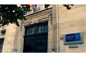 Vidéo admissibles ESCP Europe 2013