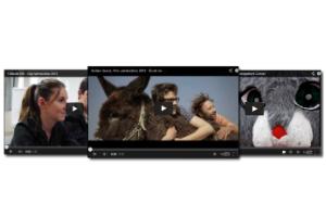 Concours de vidéos admissibles 2013