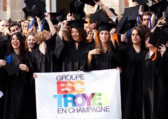 Programme Grande Ecole ESC Troyes