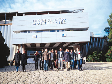 Master Grande Ecole ESC Montpellier