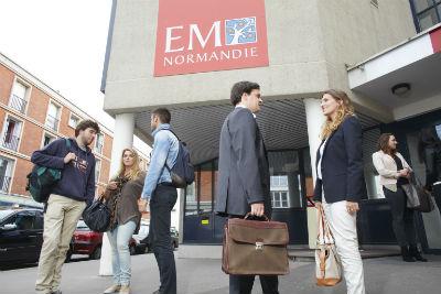 Programme Grande Ecole EM Normandie