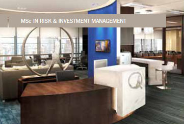 MSc in Risk & Finance